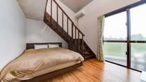 *本館2階【10号室】2016年リニューアル!クイーン+ダブル/ベッドルーム