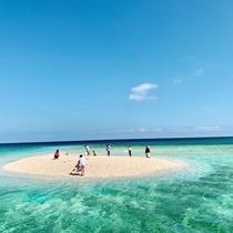 【バラス島ツアー】奇跡の島、バラス島