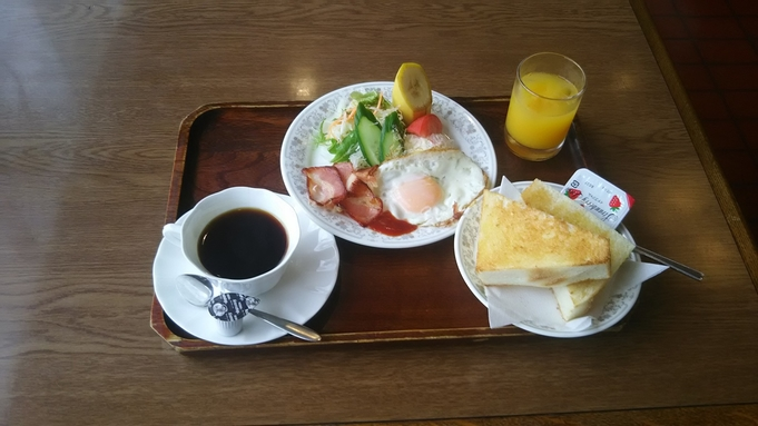 \和?洋?選べる1泊朝食付きプラン♪/遅めの到着や夕食は外で自由に楽しみたい方に◎