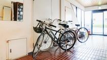 *【サービス】貸出用自転車(有料)