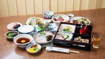 *【お食事】夕食一例