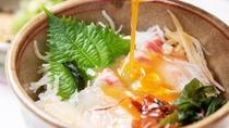 *【お食事】夕食一例(名物鯛めし)