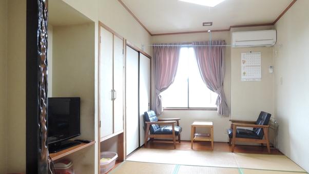 和室6畳(ユニットバス付)