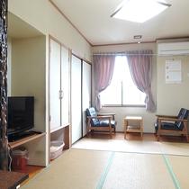 *【和室7.5畳一例】全室でWi-Fiをご利用いただけます