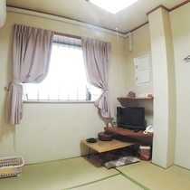 *【おまかせ和室一例】1~2名でのお泊りに