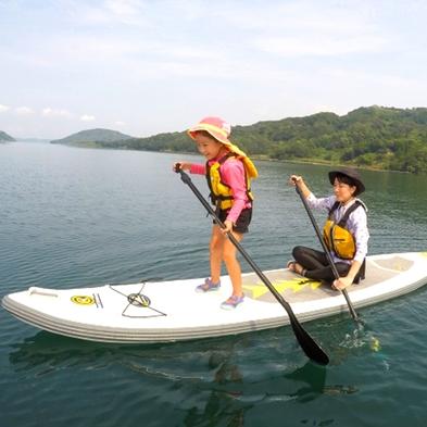 【体験プラン】1泊2食つき☆朝活サップで唐津の海を満喫♪※体験料金別途必要です