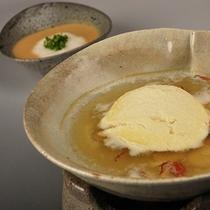 薬膳湯豆腐アップ