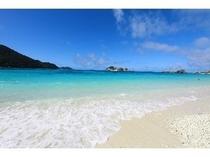 ケラマ諸島 渡嘉敷島 阿波連ビーチ2