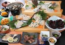 波美貝・平貝のお造り盛【貝おすすめ】
