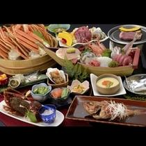 夕食は伊豆ならではの海の幸
