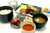 朝食 【和食盛付例】