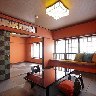 特別室(14〜16畳の和室・禁煙ルーム)