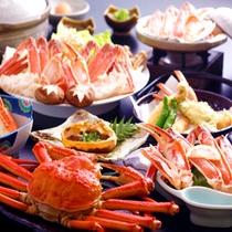 五色浜 蟹フルコース