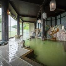 【楽天】還元系温泉「源泉かけ流し」大浴場