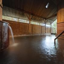 【楽天】無加川沿い露天風呂「やすらぎの湯」