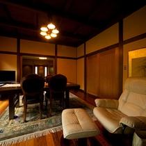 【特別室】【昔ながらの竹組みで造り上げた離れ