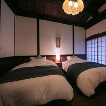 【朝倉の棟】寝室