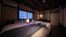 【木部の棟】寝室