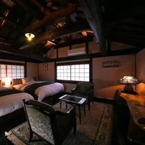 【野上の棟】寝室