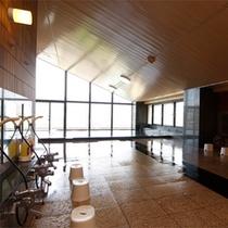 風呂(洗い場側)