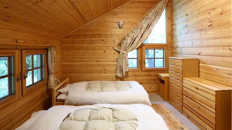 【K棟】寝室