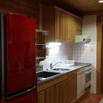 【フィンランドハウス】キッチン