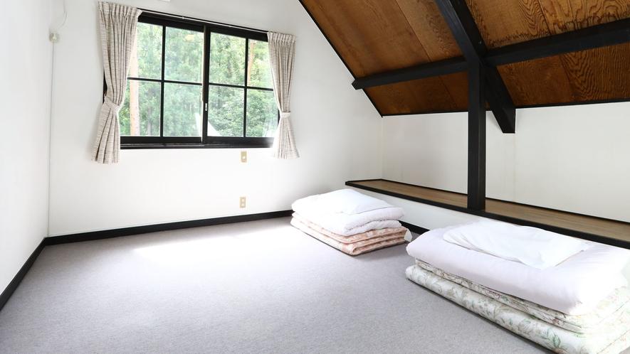 【E棟】寝室