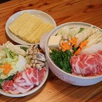 冬季限定キムチ鍋セット