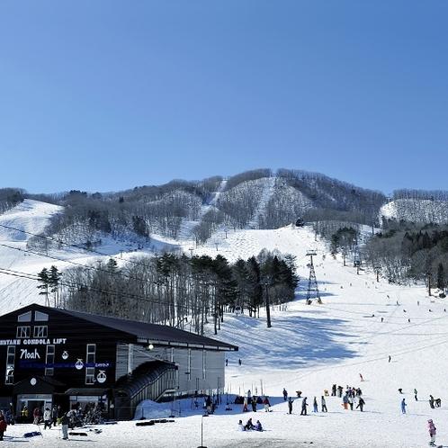■白馬岩岳スノーフィールド