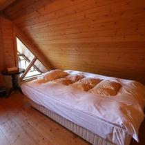 【H棟】ベッドルーム④