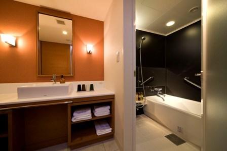 デラックスツイン バスルーム