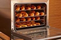 焼き立てパン専用オーブン
