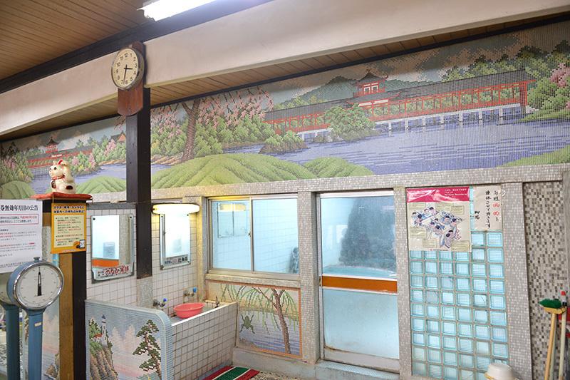 柳湯 Yanagiyu public bath