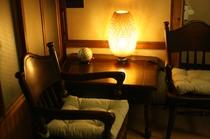 ラウンジ Common lounge