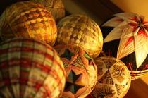 手まり Handicraft ball