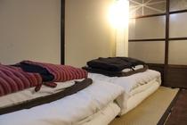煤竹和室 Susustake Tatami twin room