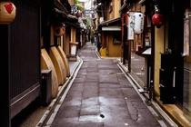 【先斗町】Ponto-cho 徒歩10分 10min walk