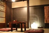 煤竹和室 Susutake Tatami twin room