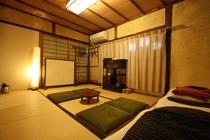 山吹和室 Yamabuki Tatami triple room