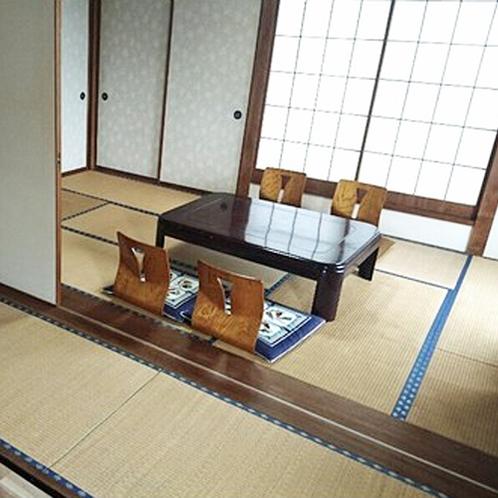 *【和室一例】部屋を二つに仕切ることも可能なお部屋なので男女グループの方々にもおすすめ☆
