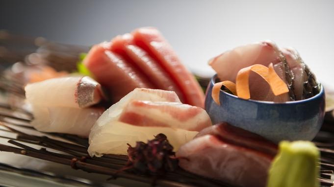 【個室食】【迷ったら一番人気のコレ】大満足!鮑の踊り焼&ほくほくの金目鯛煮つけ◆下田の幸たっぷり