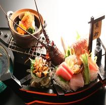 ■黒船御膳■(鮮魚イメージ)
