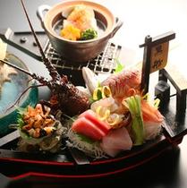 ■黒船御膳■(鮮魚盛り合わせ)