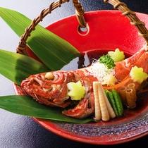 ■金目鯛の煮つけ■