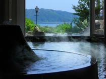 大浴場渚の湯内風呂
