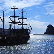 黒船遊覧船