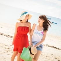 友達との楽しい夏の思い出に!