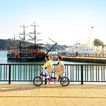 ■2人乗り自転車■
