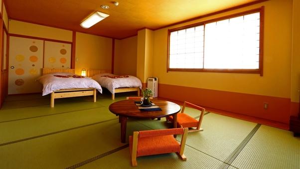 【湯畑側】和室14畳(トイレ・洗面付)