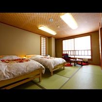 【和室10畳(禁煙or喫煙)】お一人様からご宿泊できます